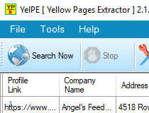 Download Yellow Pages Extractor 2 1 9