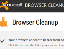 avast browser cleanup alternative