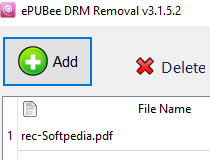 Download ePUBee Kindle DRM Removal 3 1 5 2