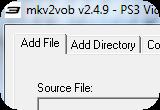 mkv2vob 2.4.9
