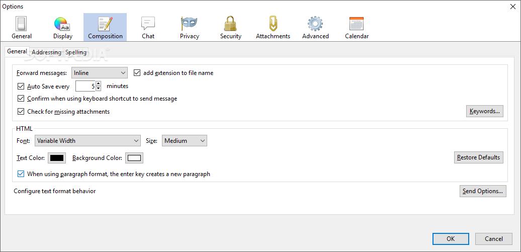 Download Thunderbird 68 0 / 68 1 0 RC / 69 0 Beta 4 / 70 0a1