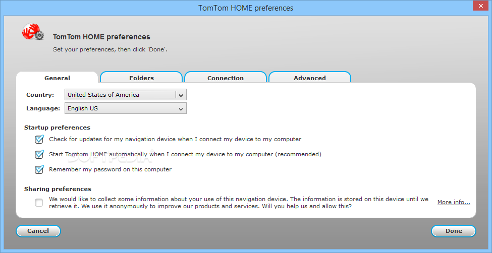 Download TomTom HOME 2 11 7 242