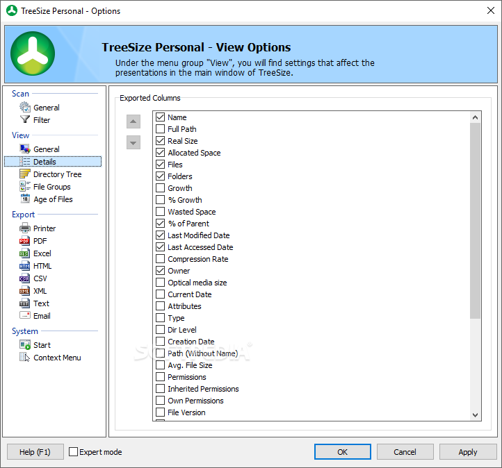 Download TreeSize Personal 7 1 1 Build 1454