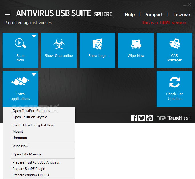 free usb antivirus for windows 7