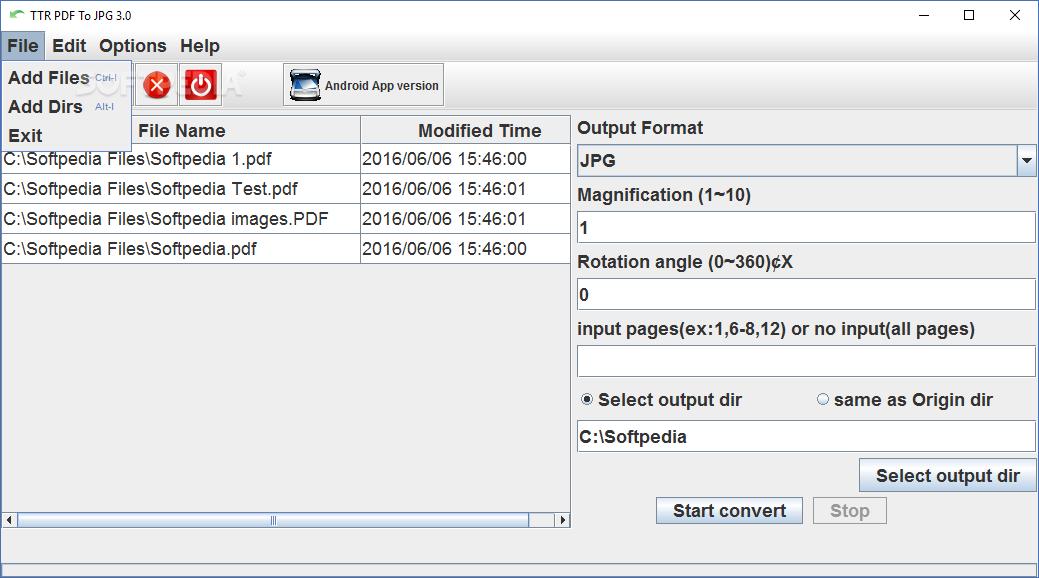 Download TTR PDF To JPG 3 0
