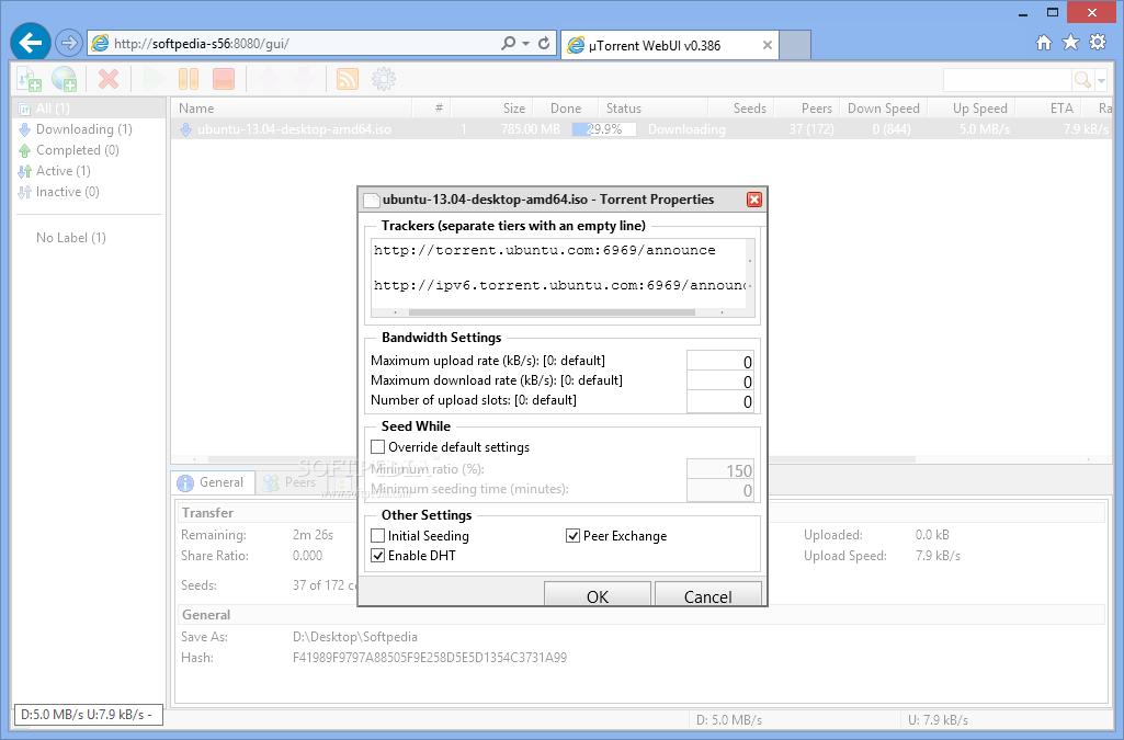 Download uTorrent WebUI 0 388