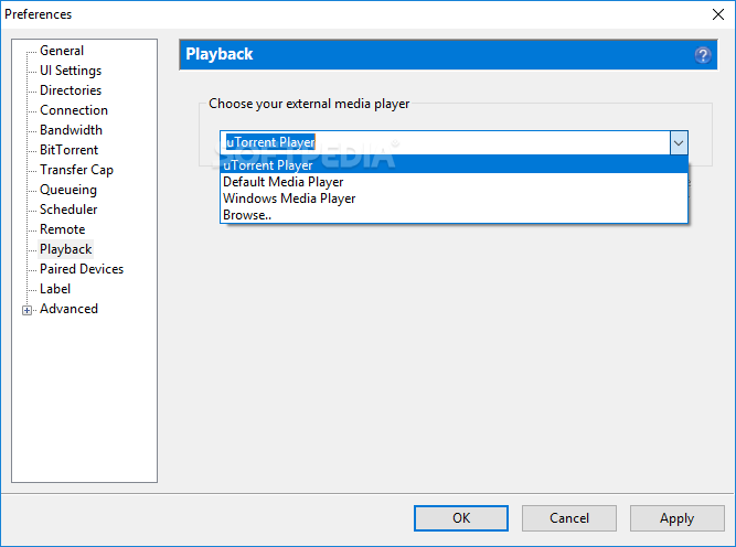 problems with utorrent and windows 10