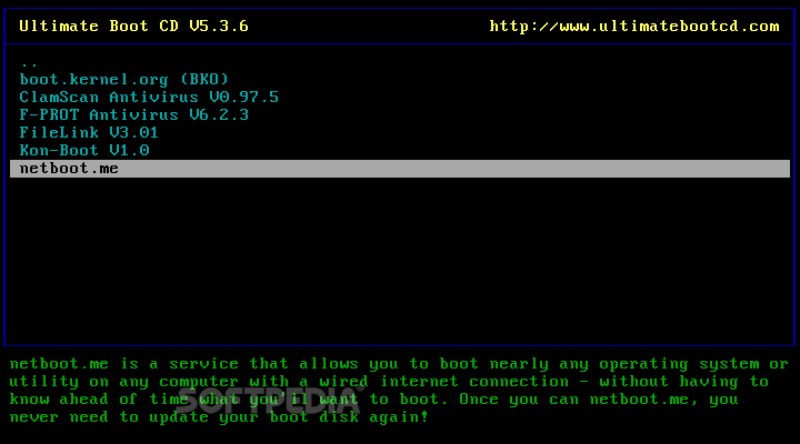 ultimate boot cd for windows free download