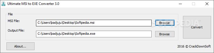 msi to exe converter mac