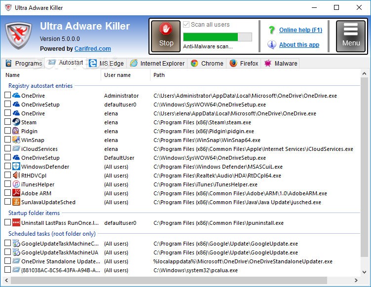 Ultra Adware Killer 9.6.0.0 Crack With License Key [ Latest Version ]2021