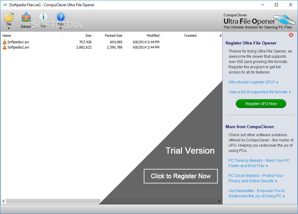 easy file opener