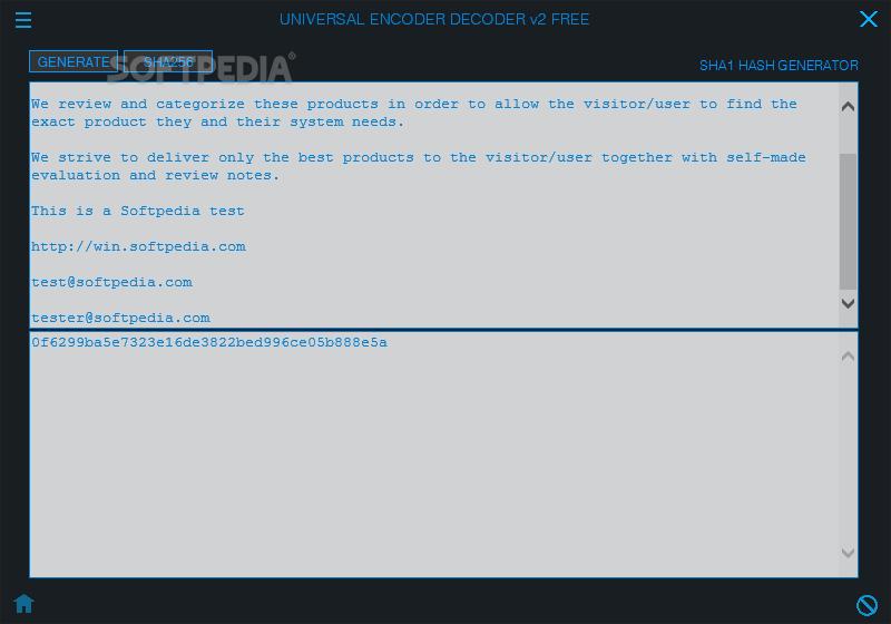 Download Universal Encoder Decoder 8
