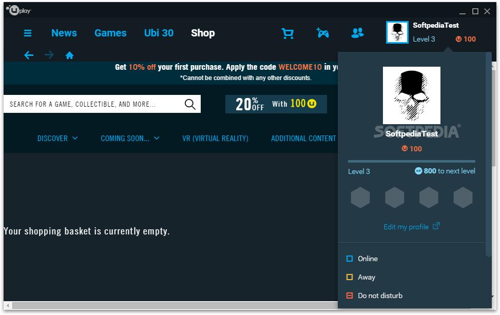 Download Ubisoft Uplay 95 2 Build 6898