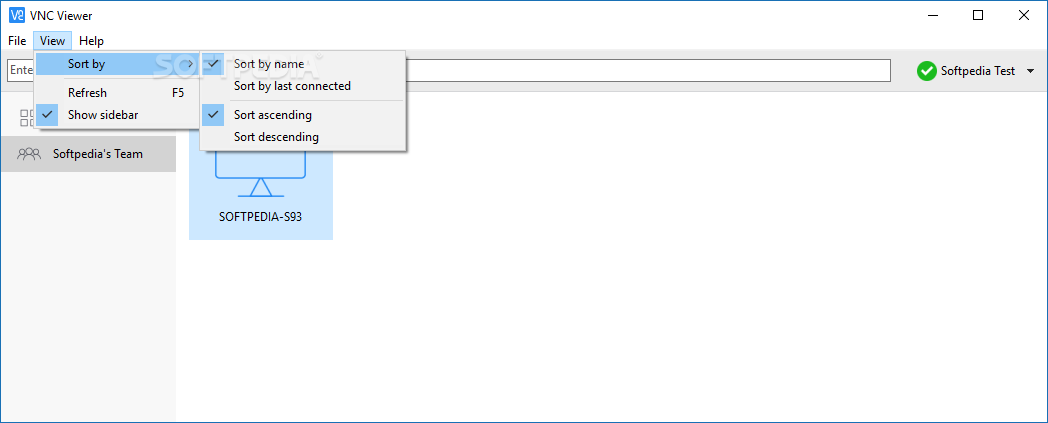 how to connect to vnc server using vnc viewer
