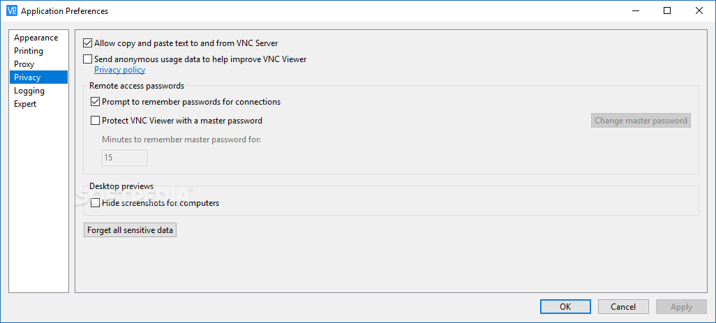 Download VNC Viewer 6 19 715