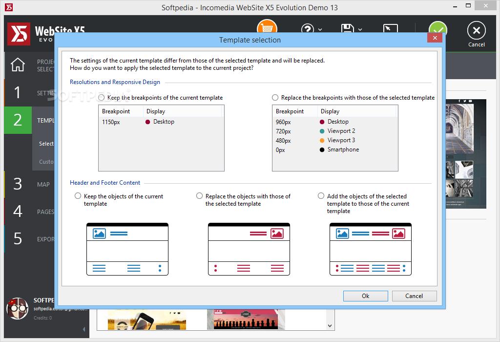 Создание сайтов в программе website x5 информация для создание сайта