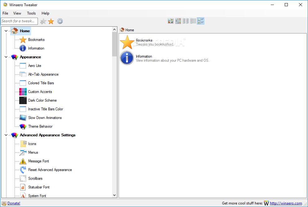 Download Winaero Tweaker 0 15 1