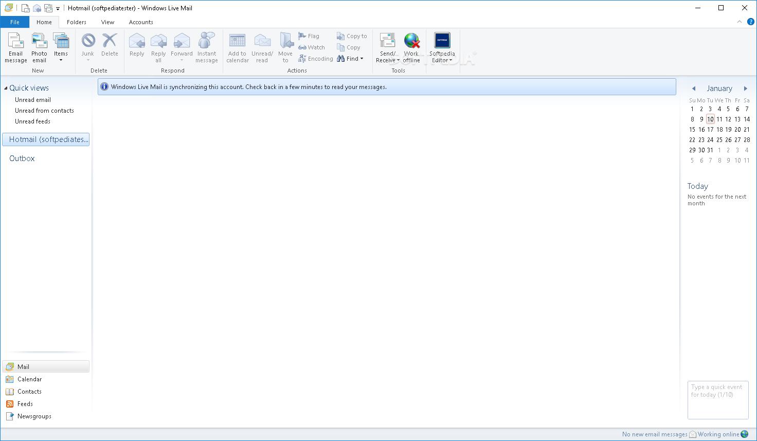 Download Windows Live Mail 2012 16 4 3528 0331