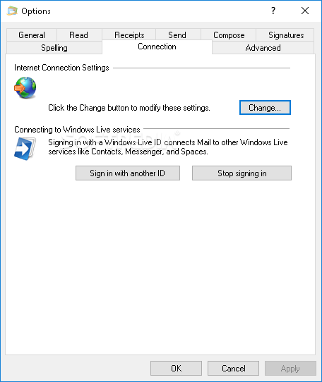 Download Windows Live Mail 2012 16 4 3528 0331