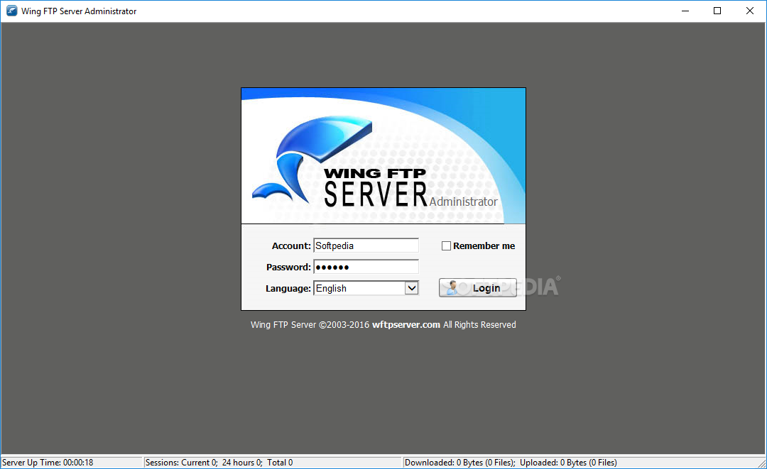 Download Wing FTP Server 6 1 6