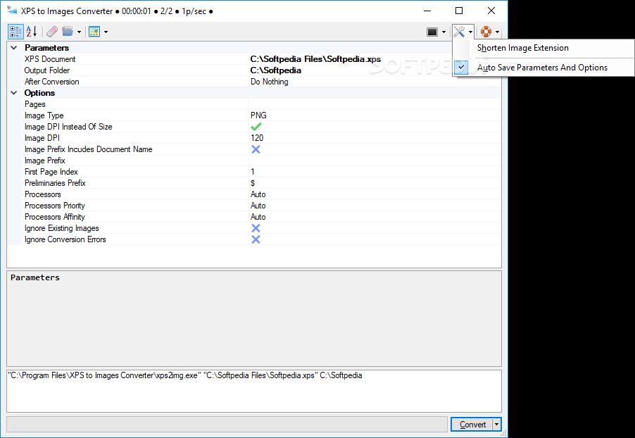 treasureup xps to image converter