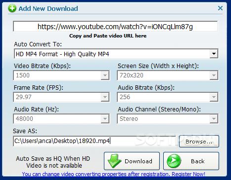 Download YoutubeGet 7 3 1 0