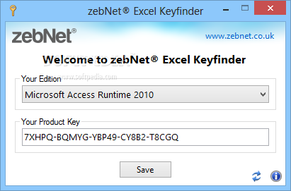 product key excel