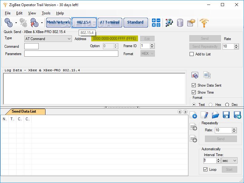Download ZigBee Operator 1 3 0